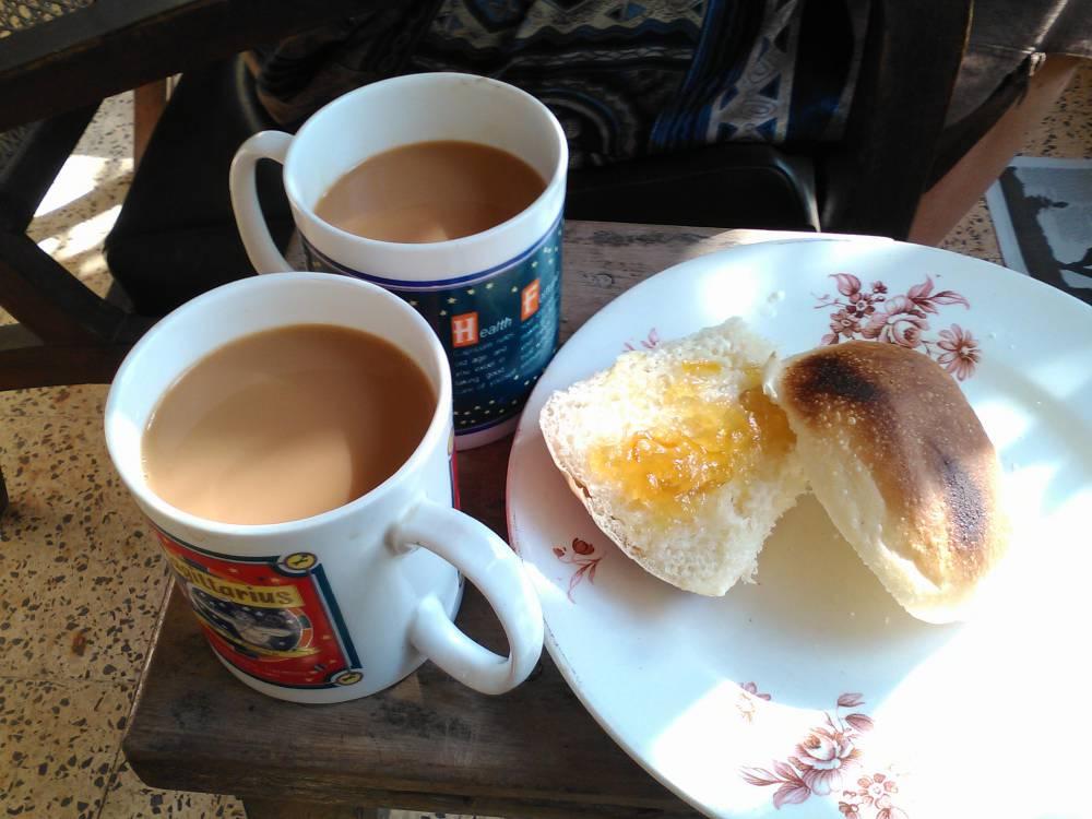 Tea and Paó